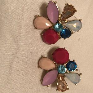 UNWORN J Crew earrings